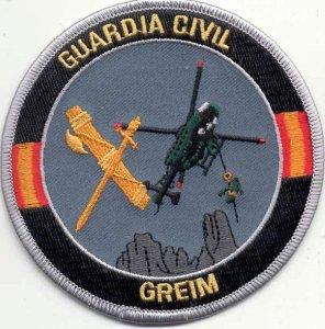 Guardia Civil Montaña GREIM