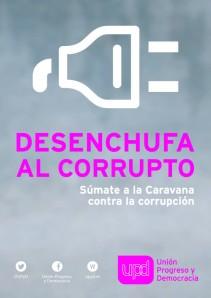 Desenchufa al corrupto