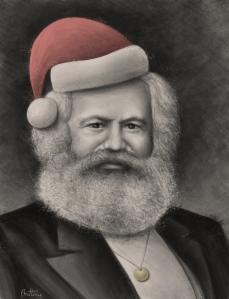 Karl_Marx___Merry_Christmas_by_BenHeine