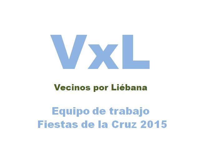 VxL Equipo Fiestas de la Cruz
